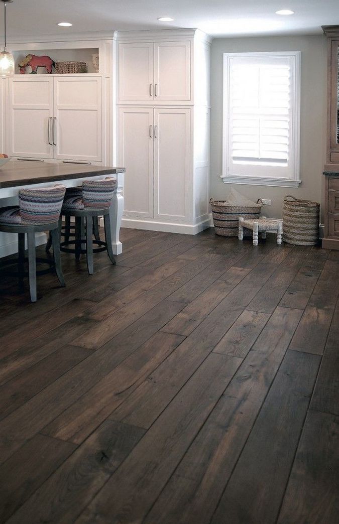 Consider How Much Pattern And Movement You Need To Have On The Ground Wood Floor Isn T Advised Wood Floor Design Living Room Hardwood Floors Living Room Tiles
