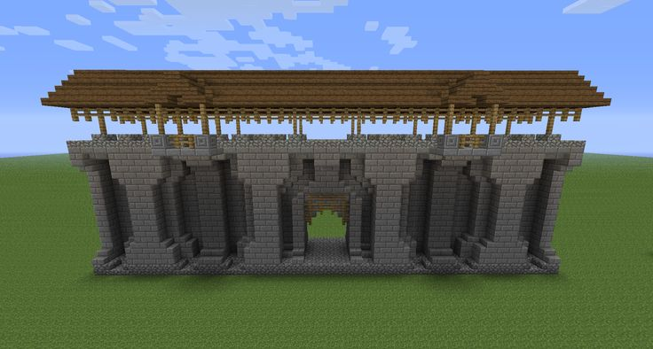 ... Minecraft | Pinterest | Minecraft Castle Walls, Minecraft Castle and