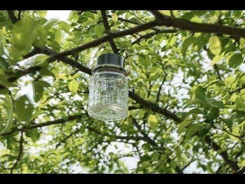 How To Make Solar Garden Lights {Video Tutorial} - Creative Cain Cabin