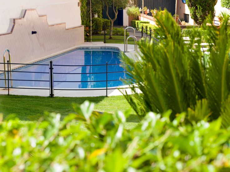 23 best favorite places spaces images on pinterest - Swimming pool seville ...