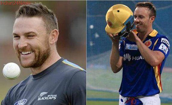 IPL 2017: Brendon McCullum's trolls RCB's rising injury list