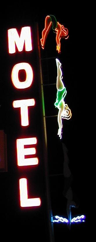 Starlite Motel, Mesa Arizona (Thanks to the Roadside Architecture website)