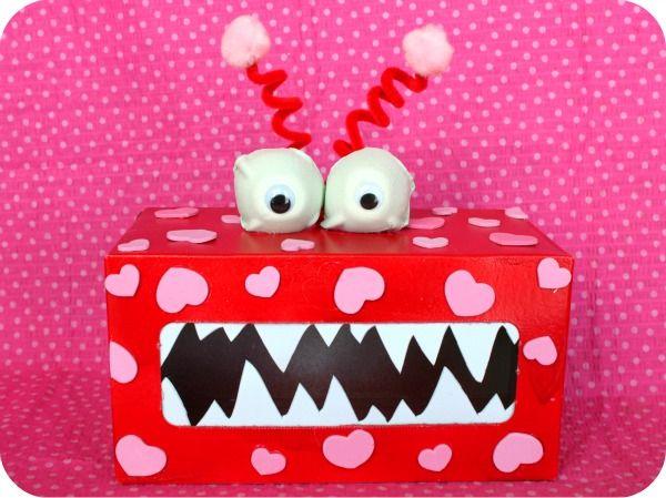10+ fun & creative valentine boxes | simplykierste.com