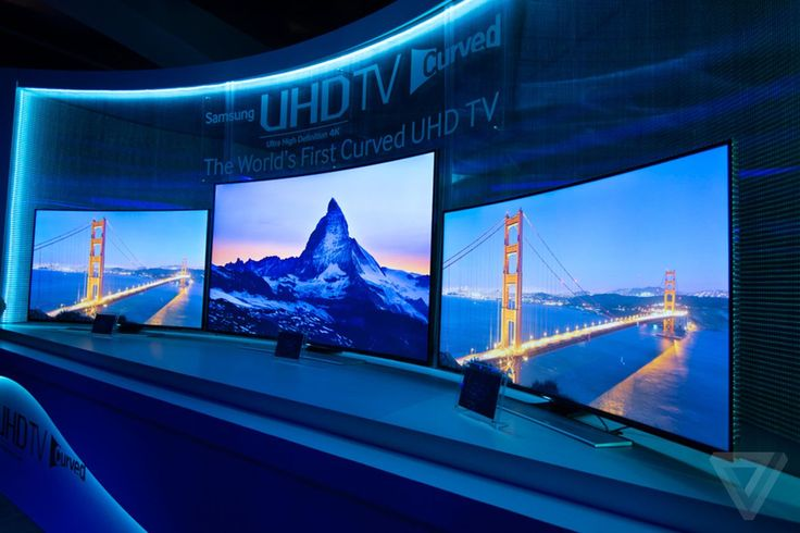 Samsung isnt giving up on curved TVs will release at least 22 more models worldwide