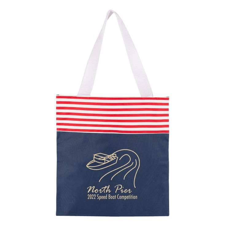 TTB193 - Coast Tote Bag #boating #tote #bag