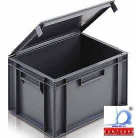 пластиковые контейнеры с крышкой