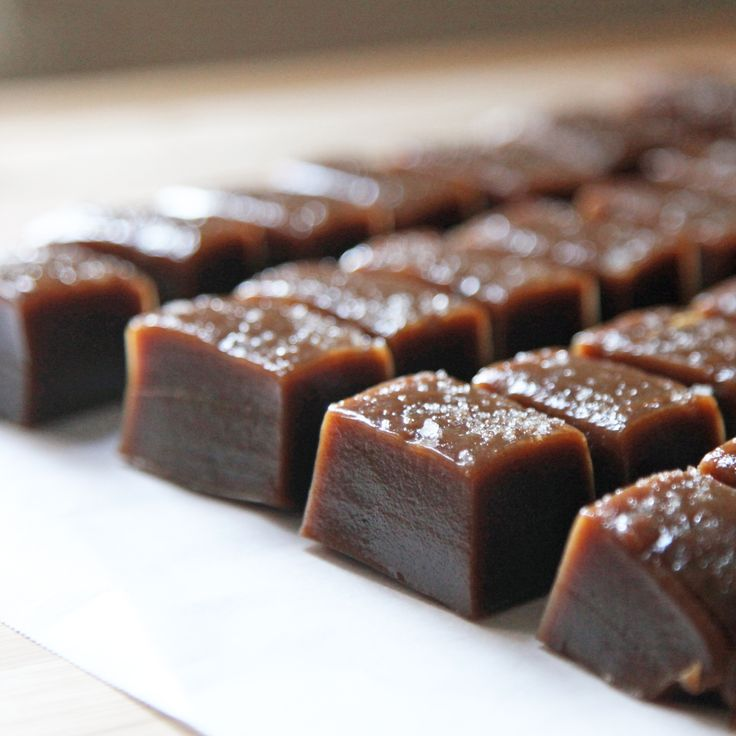 Salty, Spicy, Sweet: Salted Chai Caramels