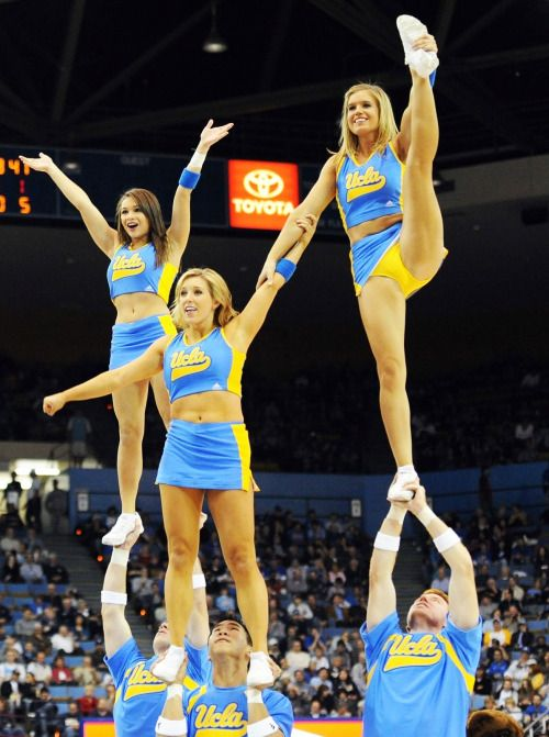 Cheerleader U — SPOTLIGHT: UCLA BRUINS Photo 3 of 8 See more UCLA...