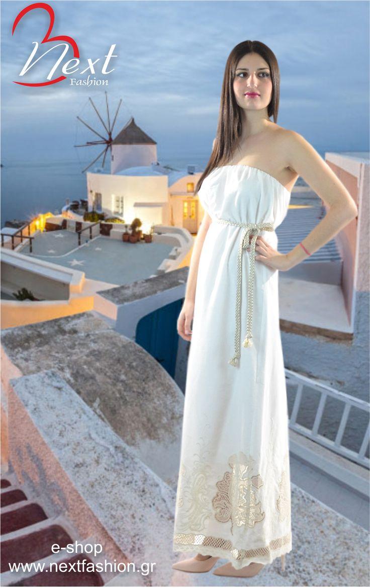 <3 <3 Φόρεμα Στράπλες Maxi Κοφτό Κάτω!! <3 <3  Βρείτε το ΕΔΩ: http://next-fashion.gr/-foremata-/328--forema-straples-maxi-kofto-kato-hype-.html