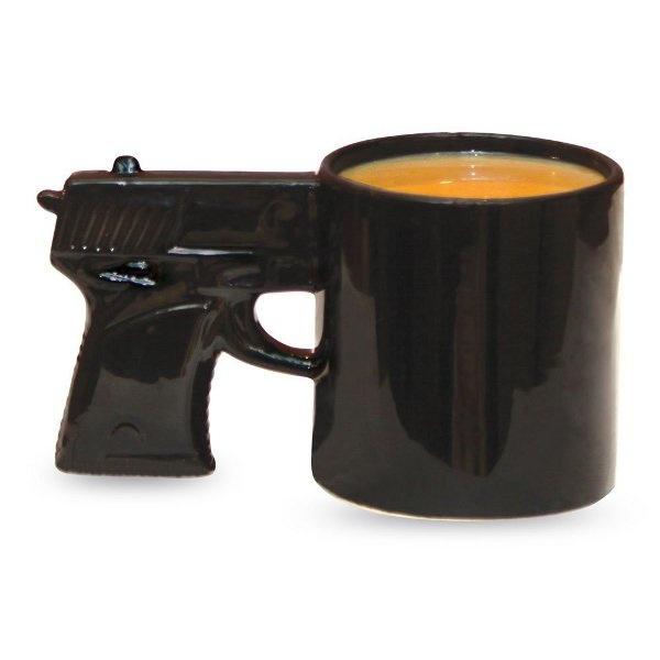The Gun MugLemonade Mouth, Guns, Coffe Cups, Gift Ideas, Big Mouth, Mr. Big, Mouth Toys, Christmas Gift, Coffee Mugs