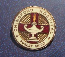 CHINGFORD  HOSPITAL  NURSING    BADGE