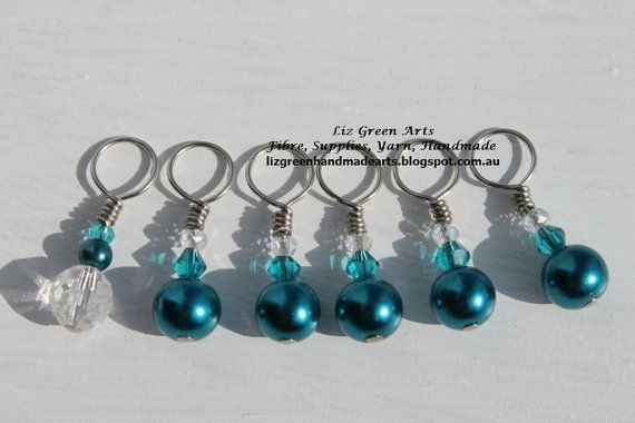 Hey, I found this really awesome Etsy listing at https://www.etsy.com/listing/244257024/handmade-stitch-markers-for-knitting-set