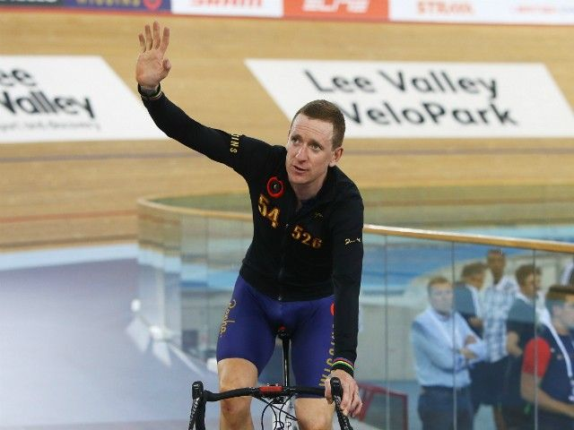Bradley Wiggins signs up for TV sports show 'The Jump'