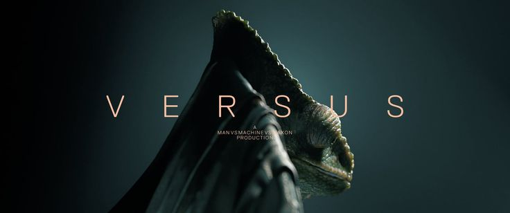 VERSUS — A film by ManvsMachine for Maxon. Made with Cinema 4D Release 18.   — Concept, Direction & Animation: ManvsMachine  Audio: Resonate