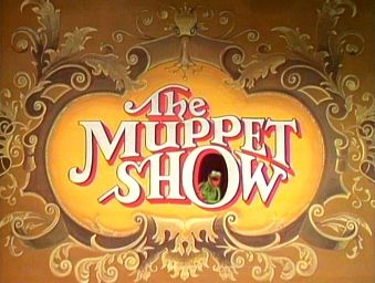 THE MUPPET SHOW (1976-1981, ITV, UK; syndication, US; theme by Jim Henson and Sam Pottle). There's a real enthusiasm for show-biz glitz and glamor in the Muppets intro theme, with plenty of opportunity for interpolated snarky ad-libs by those codgerly old hecklers Statler and Waldorf. Fun stuff. (KevinR@Ky)