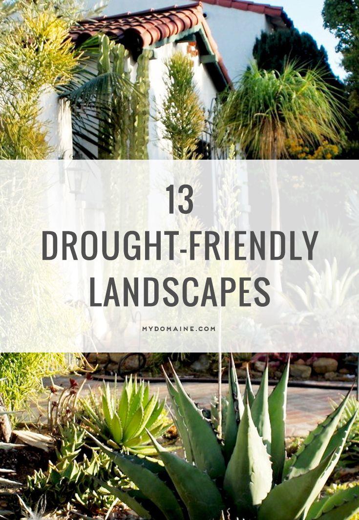 Drought-friendly landscapes that won't make you miss your lawn