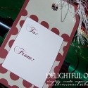 Delightful Order: Free Printables: Wraps Tags, Crafts Ideas, Gifts Ideas, Tags Printable, Free Christmas, Free Printable, Christmas Tags, Christmas Wraps, Delight Order
