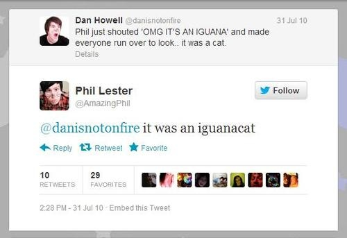 HAHAHA... I love Dan and Phil <3