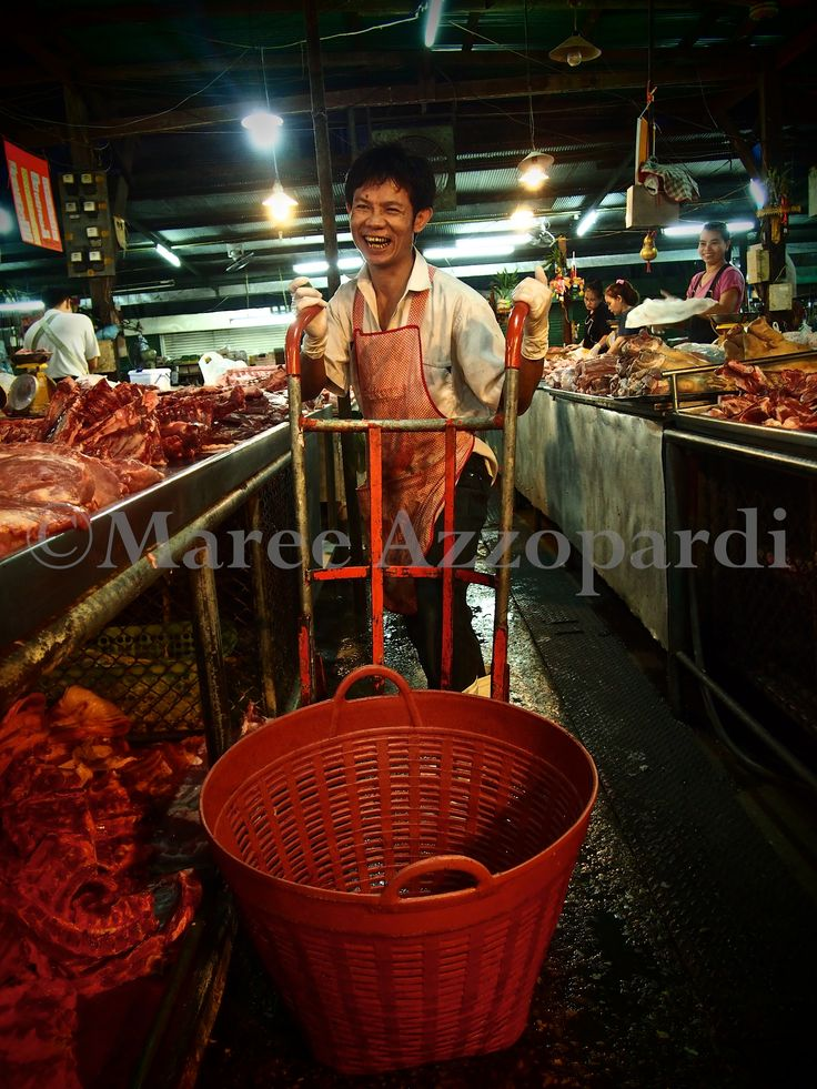 Muang Mai Market Chiang Mai