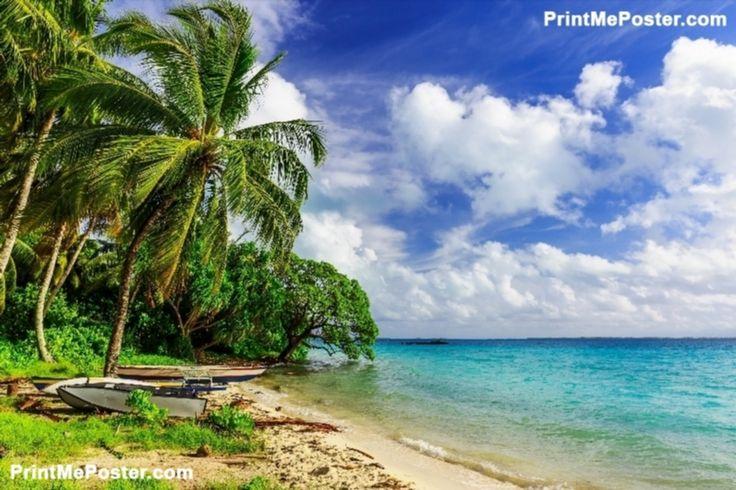 Fanning Island, Republic of Kiribati poster #poster, #printmeposter, #mousepad, #tshirt