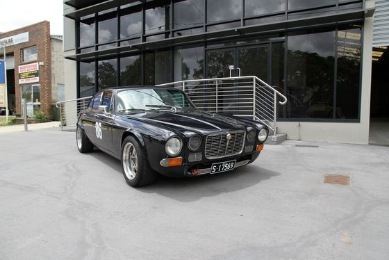Passport Transport Auto Shipping?  Ship it with http://LGMSports.com Jaguar XJ6 Series 1 Racing Car - Monaco Motors