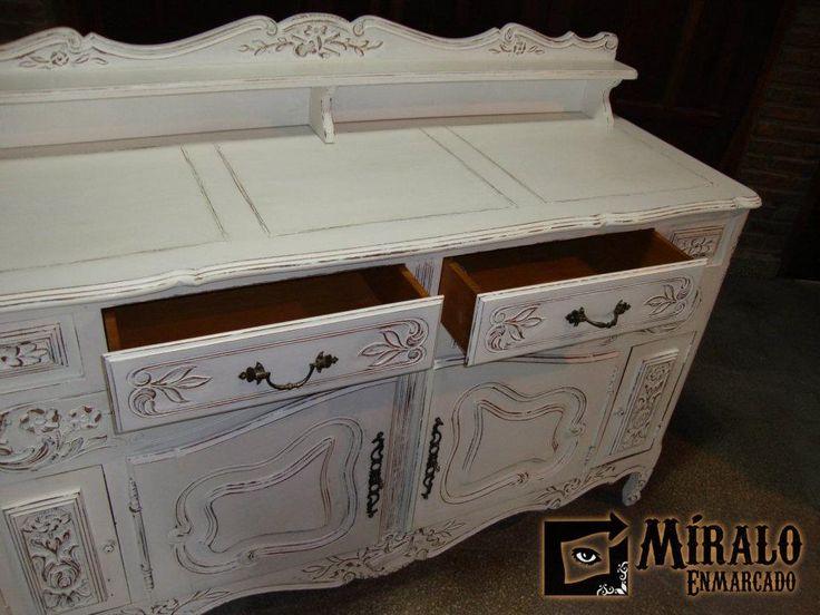 17 best images about muebles lindos reciclados on - Transformar muebles antiguos en modernos ...