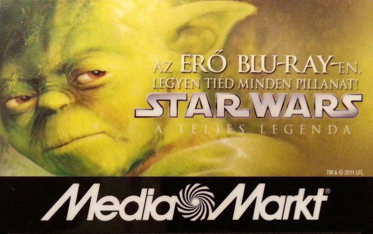 Az erő veletek van! ;) - The force may be with you! ;)