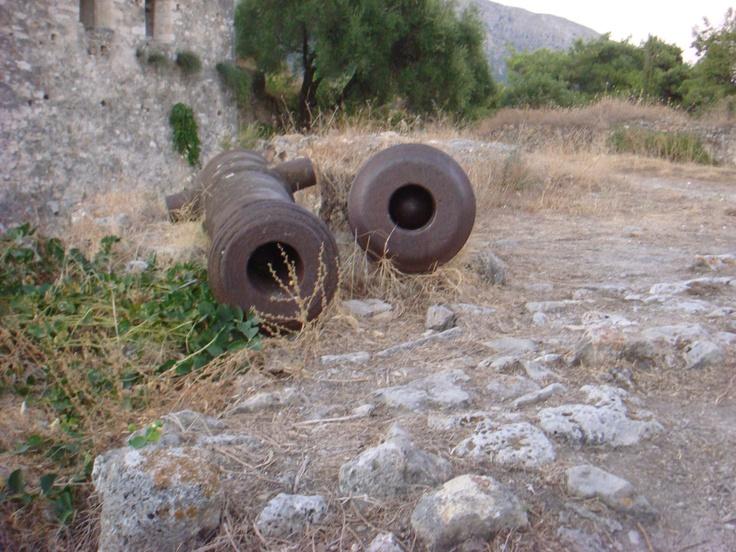 Castello, Parga, Griechenland