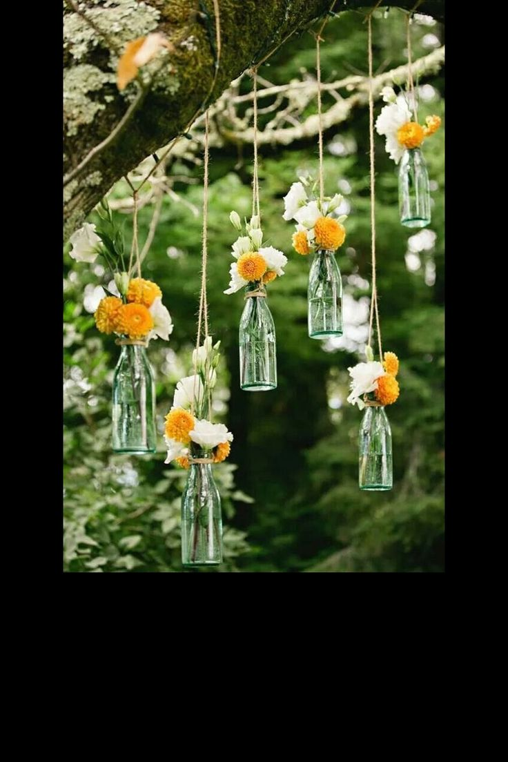 Wedding: 35 Deco Garden Ideas on Pinterest