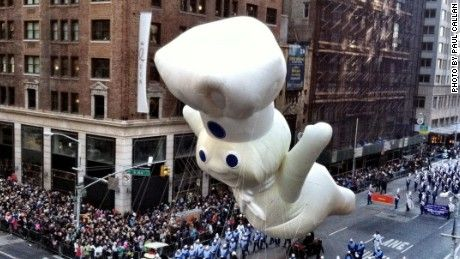 Don't worry! Trump is Pillsbury Doughboy (opinion) - CNN.com