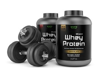 Health Benefits of Whey Protein Supplementation - Interesting article on how resistance training combined with whey protein supplements reduces body fat and increases lean muscle mass, plus a bunch of other great health benefits! (Reduced cancer risk, etc.)