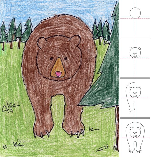 Three Bears of the Pacific Northwest ~ PPBF