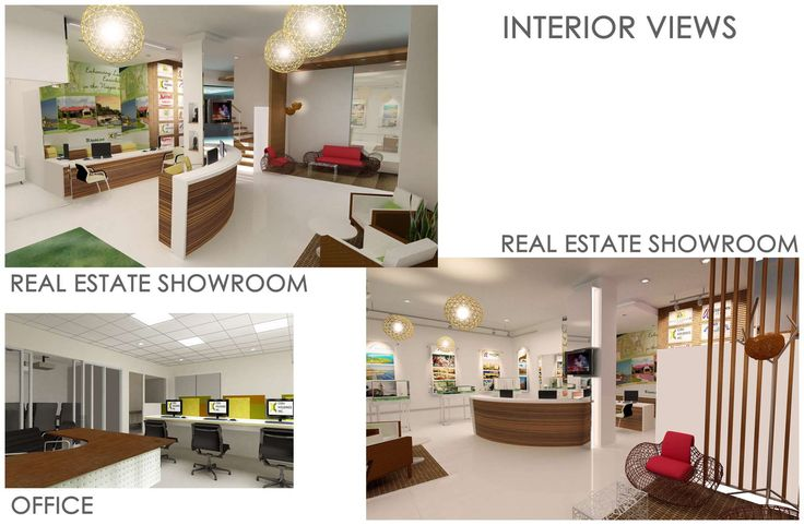 Interior real estate offices interior design for office for Real estate office interior design