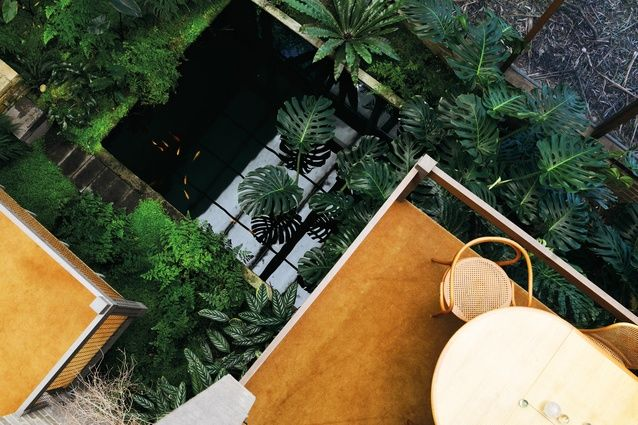 The Featherston House in Melbourne, Architect: Robin Boyd