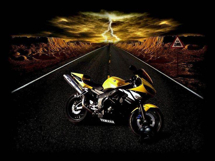 New Yamaha Bike Full HD Wallpapers Free Download (33)  www.urdunewtrend.... Yamaha R... 2