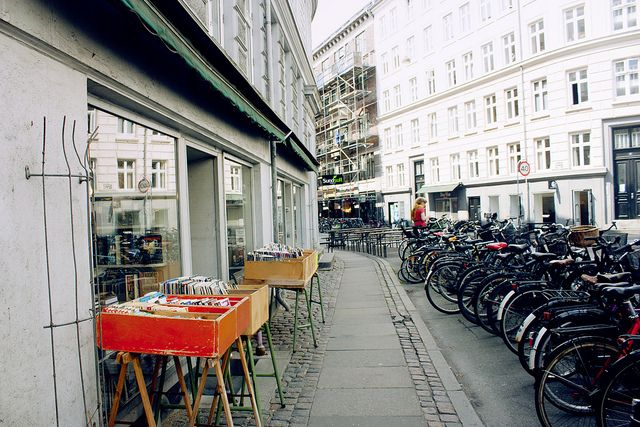 | ♕ |  Copenhagen - Bikers' Paradise