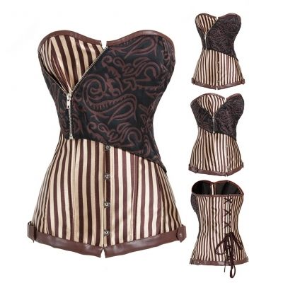 Fashion Overbust #Corset @ Only US$ 14.59 Order Online! More Style Available! http://www.feelingirldress.com/Fashion-Overbust-Corset-p6753.html #SexyLingerie #SexyCorsets #FashionDress #SexySwimwear