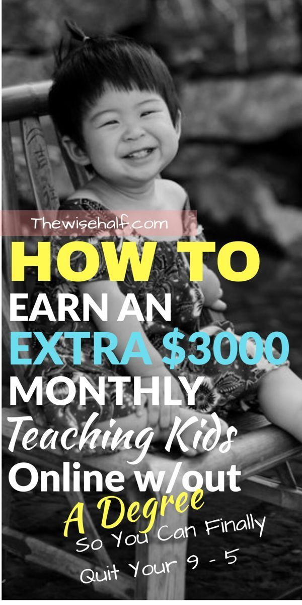 Get Paid Up To $21/hour Teaching Kids Online. SayABC Review. – Entrepreneurs class