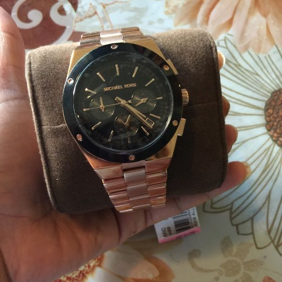 Mk men's watch for Father's Day  Brand new I just forgot to returned MICHAEL Michael Kors Accessories Watches