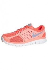 Nike Performance FLEX 2013 RUN Obuwie do biegania neutralne różowy