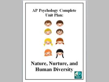 Ap Psychology Nature Nurture And Human Diversity