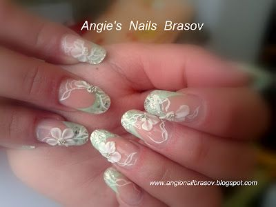 Angie's Nails Brasov: Unghii de primavara-vara ,pipe, portelan Nfu Oh, 3...