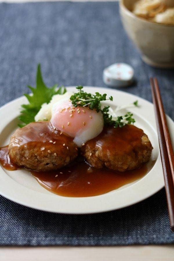 お月見豆腐ハンバーグ。 by 栁川かおり   レシピサイト「Nadia ...