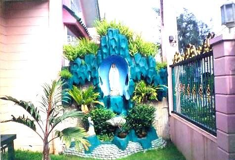 Grotto ideas philippines google search home for Garden grotto designs