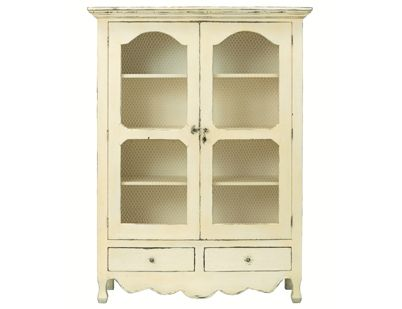 Laura Ashley - Made to order display cabinets -