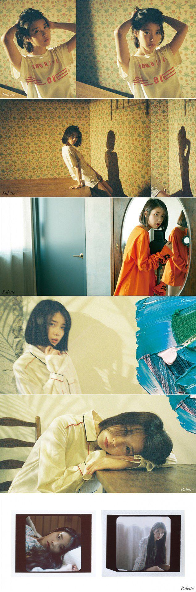 IU Releases Photo and Video Teaser for New Track 'Palette' | Koogle TV