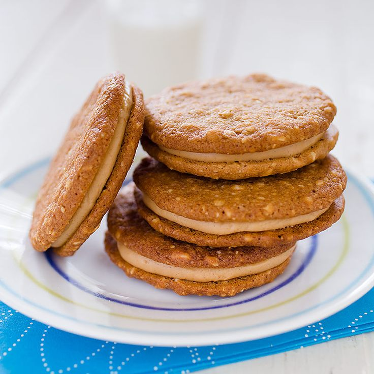 Looking for a tasty, peanut-butter-packed cookie? Meet: Our Peanut Butter Sandwich Cookie recipe.