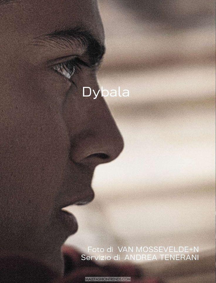 Paulo Dybala para GQ Italia Septiembre 2016