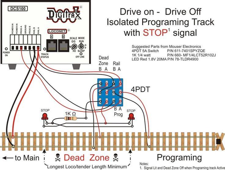 amazoncom bachmann trains snap fit e z track 10 remote switch ... on bachmann decoder wiring-diagram, bachmann big haulers parts, bachmann trains parts schematic, proto 2000 wiring diagrams, car wiring diagrams, diesel engine wiring diagrams, dcc track wiring diagrams,