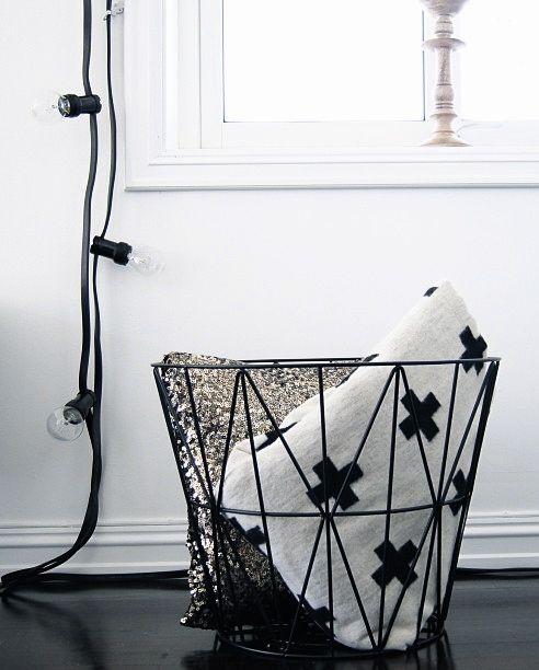Via Mittlillehjerte | String Lights | Pia Wallen | Ferm Living